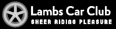 Lambs Car Club – Sheer Riding Pleasure